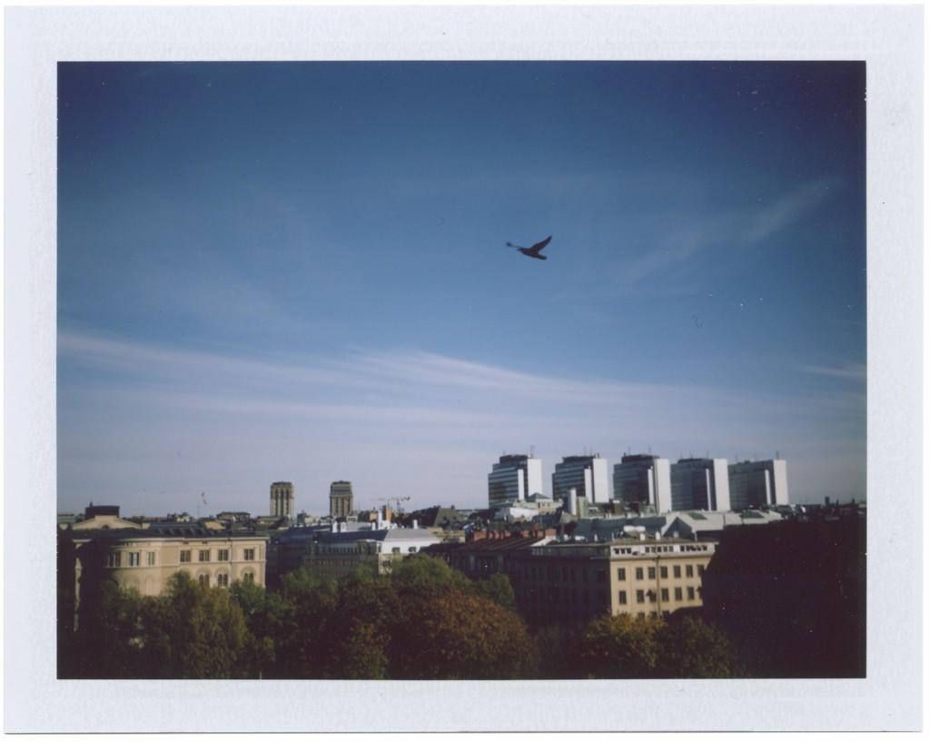 fly over sthlm